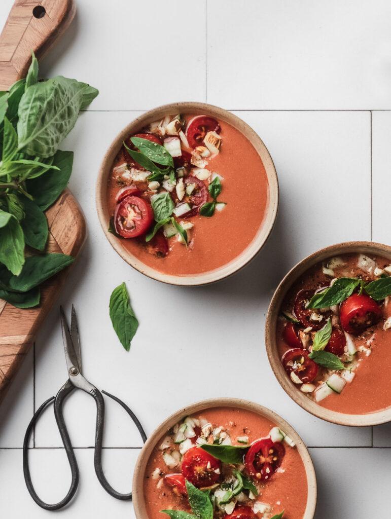 simple gazpacho recipe